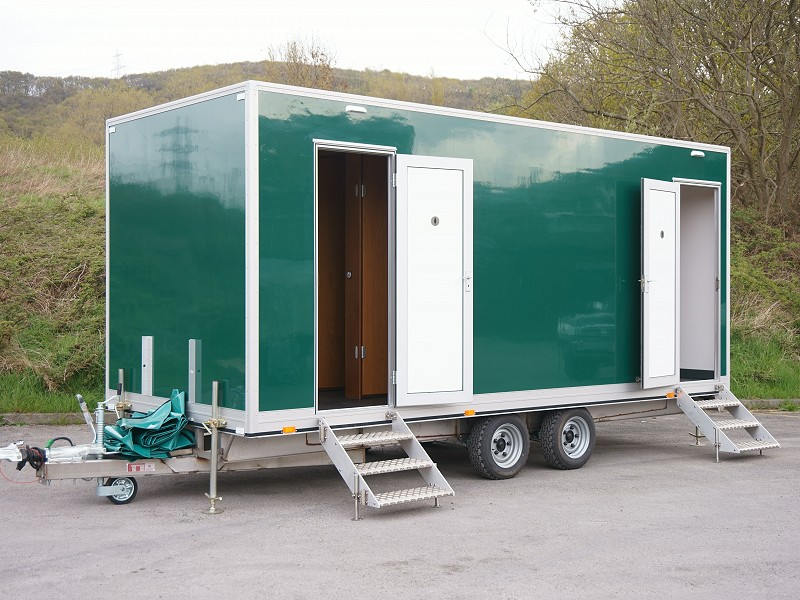 Toilet Pods and Trailers
